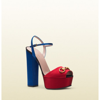 9ab5aea70352 ... Luxe Gucci Sandale plate-forme en satin multicolore.  http   shoespassion.ma 1756-6627-thickbox g.